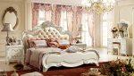 Lạ mắt với những mẫu giường ngủ tân cổ điển cực tinh tế