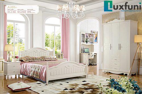 Giường ngủ đẹp A101