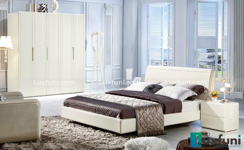 Giường ngủ hiện đại Peacook 3321L