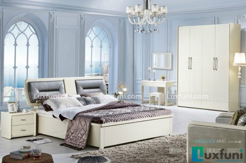 Giường ngủ hiện đại A3322L