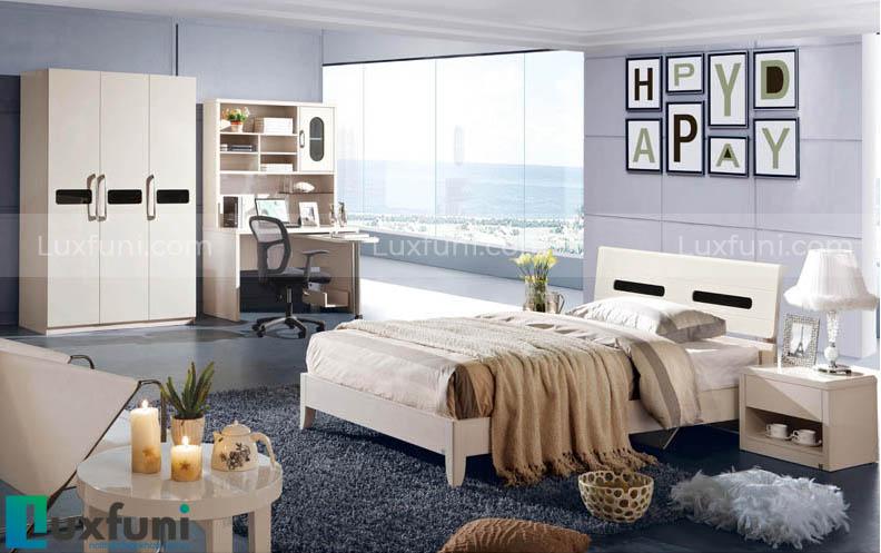 Giường ngủ hiện đại Peacook YA3302