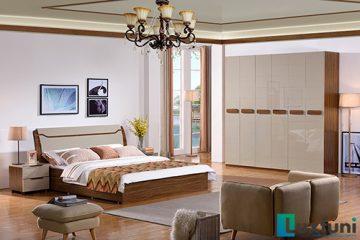 Giường ngủ hiện đại BOF 363 ủ 363