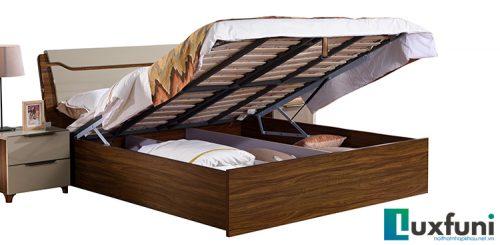 Giường ngủ hiện đại thông minh BOF 361