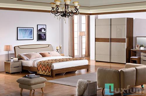 Giường ngủ hiện đại BOF 361