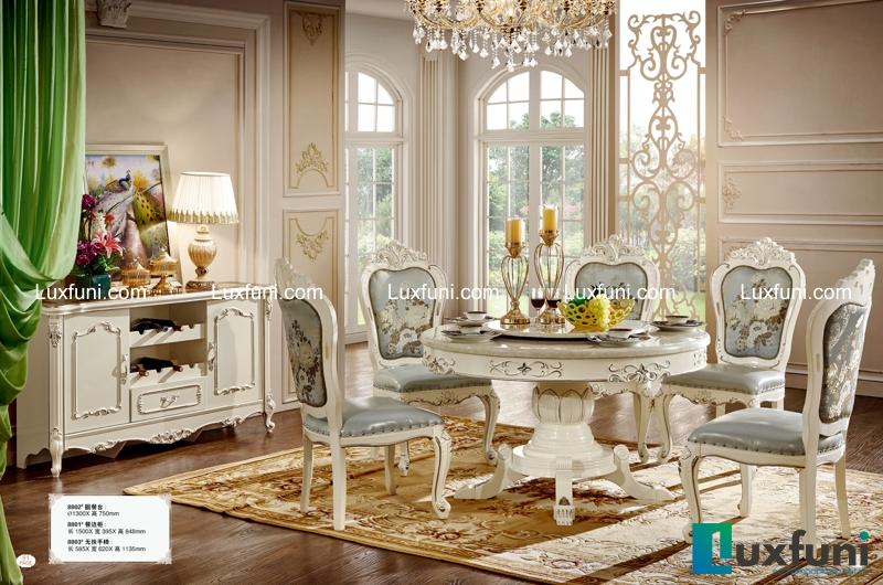 Hãy để chiếc bàn ăn này nâng tầm đẳng cấp của bạn