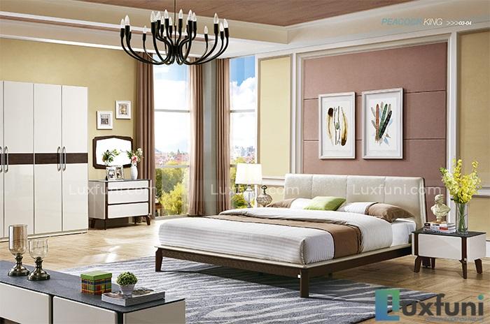 Giường ngủ đẹp A3325L