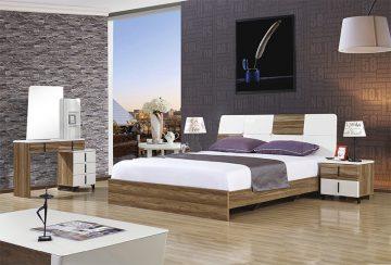 Giường ngủ Wilz 6015