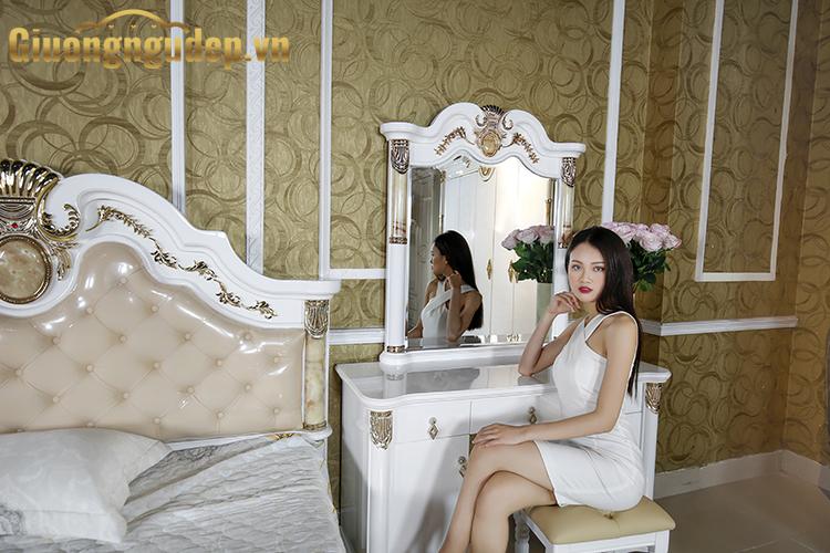 Phòng ngủ Châu Âu cao cấp 3028-14