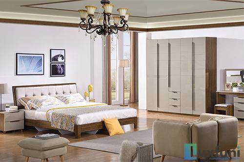 Giường ngủ hiện đại BOF 366#
