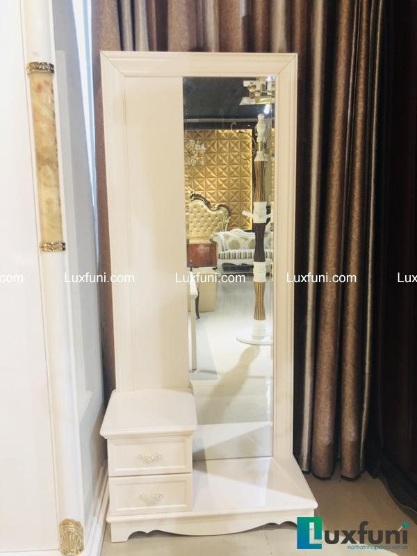 Gương Rva có tác dụng trang trí cho phòng ngủ đẹp hơn, quyến rũ hơn