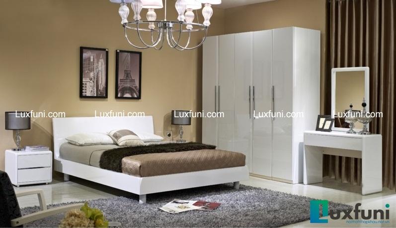 Đến với Nội thất Nhập khẩu LuxFuni, bạn sẽ có cơ hội lựa chọn những mẫu giường đẹp cao cấp