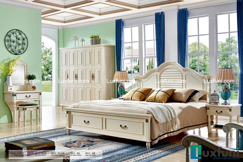 Giường ngủ 8605B