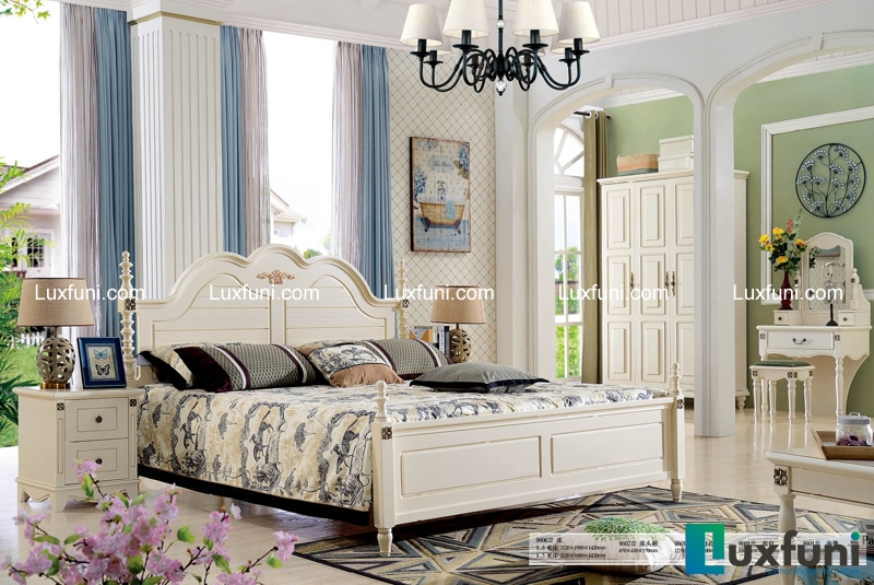 Giường ngủ 8606