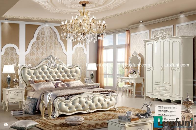 Giường ngủ 8802X