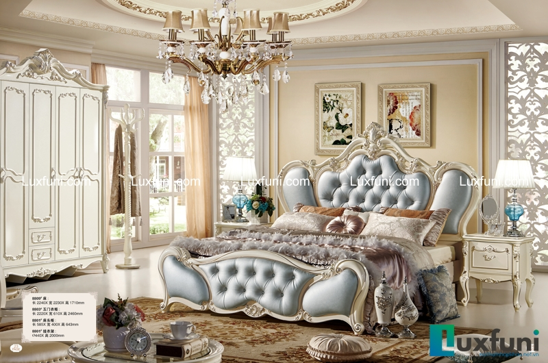 Giường ngủ 8809X
