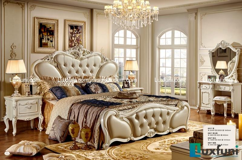 Giường ngủ 8811X