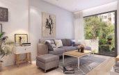 Thiết kế căn hộ phong cách Bắc Âu nhà anh Quân – Goldmark