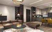 Thiết kế nội thất nhà chị Hà – Dốc Ngữ do Luxfuni thực hiện