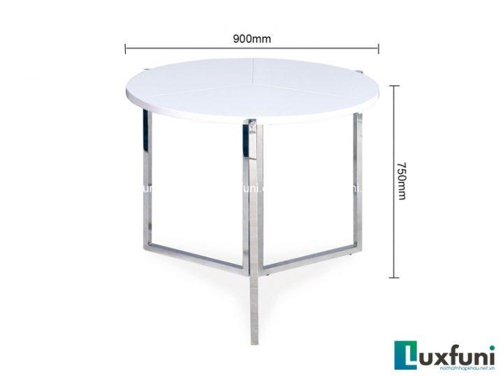 Bộ bàn ăn thông minh B2309 (kèm 04 ghế)-2