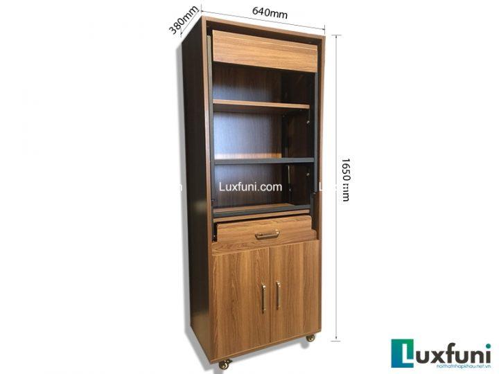 Bàn ăn thông minh tích hợp tủ để đồ JW003