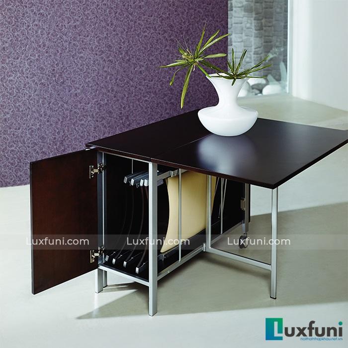 Bộ bàn ăn thông minh B2208 (1 bàn+4 ghế)-4