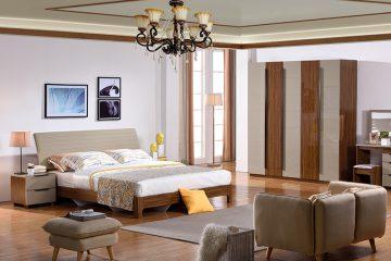 Bộ Giường ngủ đẹp BOF 365#-3