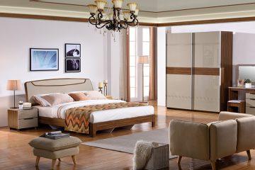 Bộ phòng ngủ hiện đại BOF 361#
