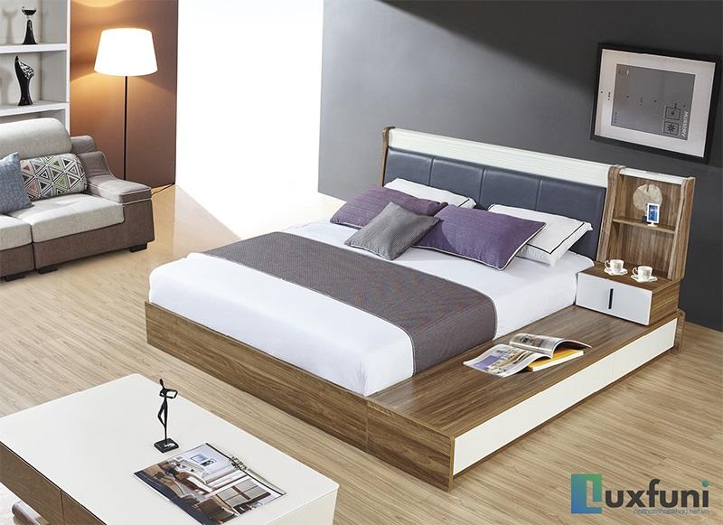 Giường ngủ Wilz 6011- Giường phụ Wilz 6011-2