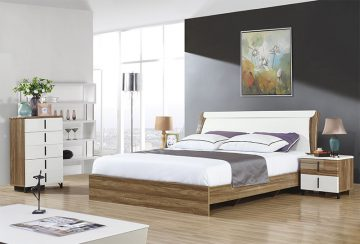 Giường ngủ WIlz 6012