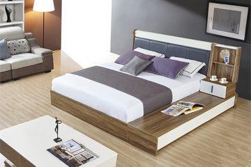 Giường ngủ Wilz 6011- Giường phụ Wilz 6011