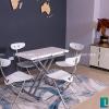 Bộ bàn ăn thông minh B2166 (kèm 04 ghế)-8