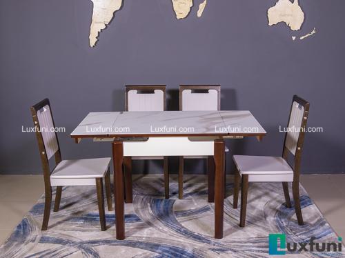 Bộ bàn ăn thông minh 863 (Kèm 4 ghế)-4