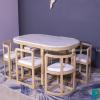 Bộ bàn ăn thông minh C1 (Kèm 6 ghế)-1