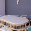 Bộ bàn ăn thông minh C1 (Kèm 6 ghế)-3