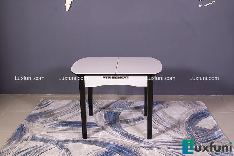 Bộ bàn ăn thu gọn mở rộng B68 (Kèm 4 ghế)-3
