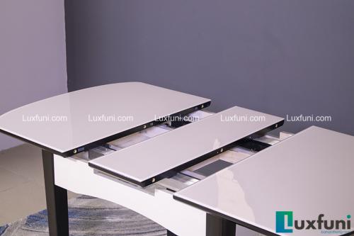 Bộ bàn ăn thu gọn mở rộng B68 (Kèm 4 ghế)-4