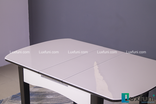 Bộ bàn ăn thu gọn mở rộng B68 (Kèm 4 ghế)-5