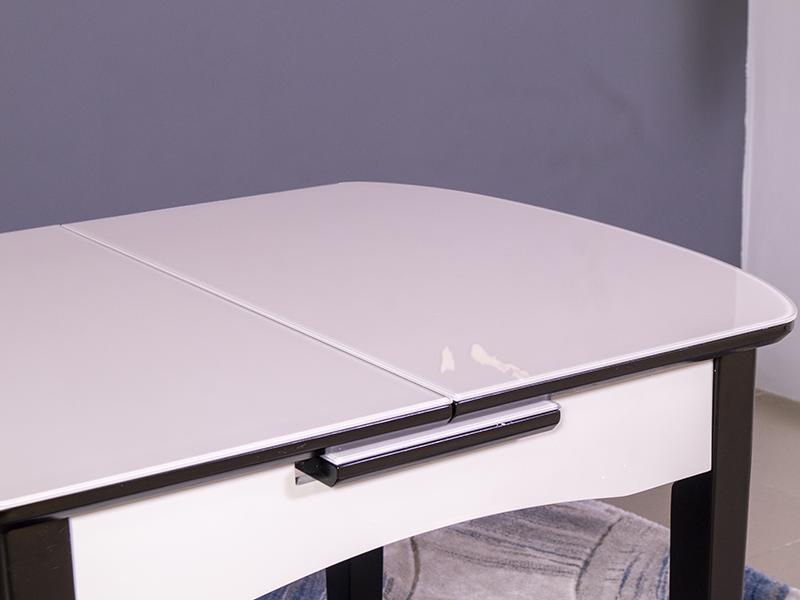 Bộ bàn ăn thu gọn mở rộng B68 (Kèm 4 ghế)-7