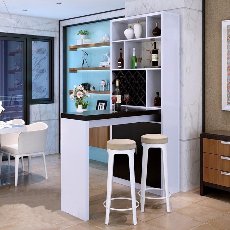 Bàn ăn thông minh kết hợp tủ rượu dành cho ngôi nhà hiện đại 2020-001