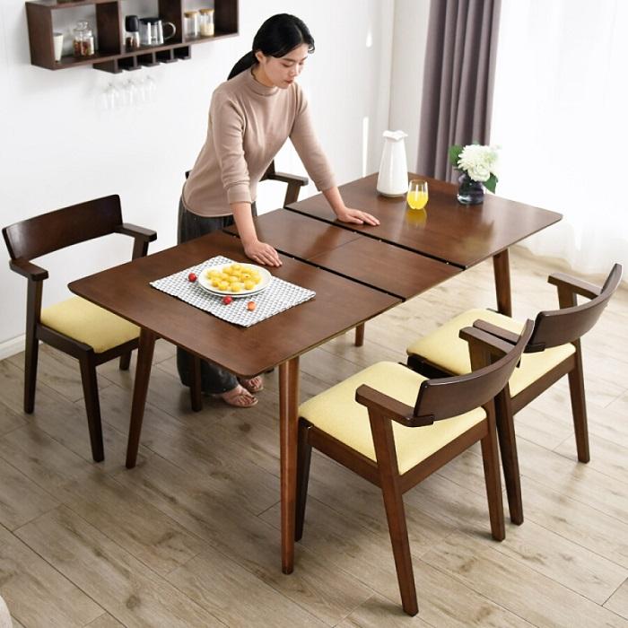 Bạn đã biết những gì về bàn ăn kéo dài thông minh?