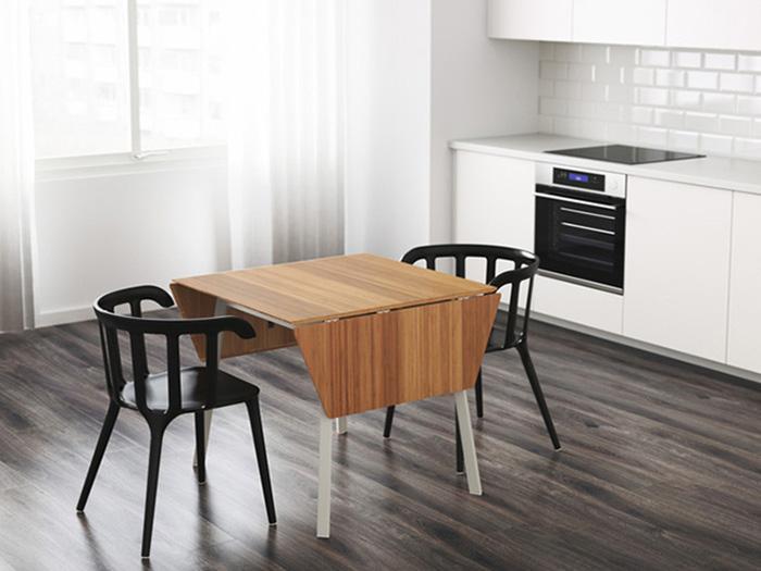 Có nên lựa chọn bàn ăn mở rộng cho căn hộ cao cấp-07
