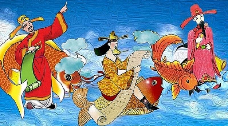 Cúng ông Công ông Táo chuẩn phong tục Việt
