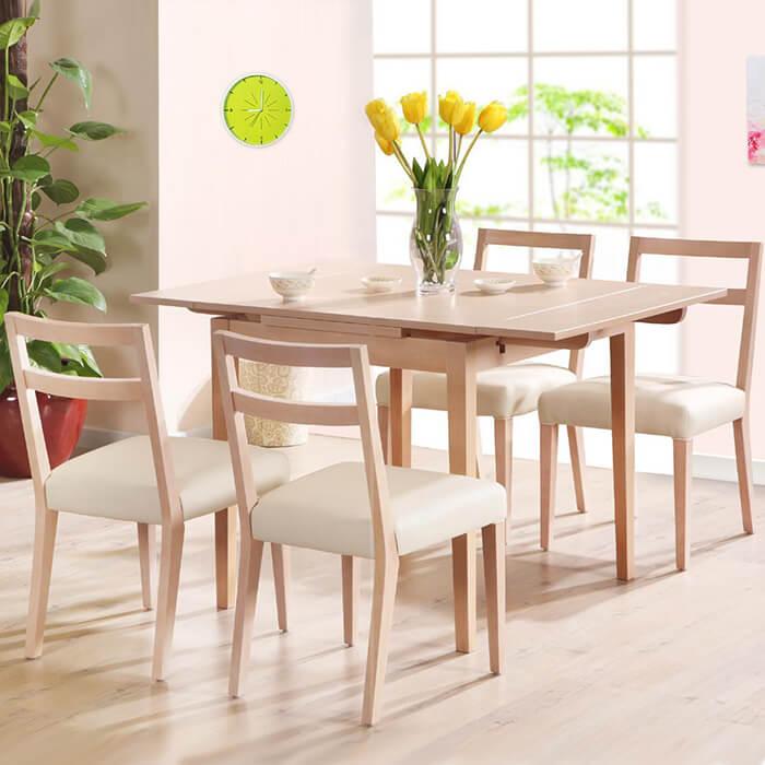 Top 15 mẫu bàn ăn nhỏ gọn giá rẻ cho nhà chật hẹp-12