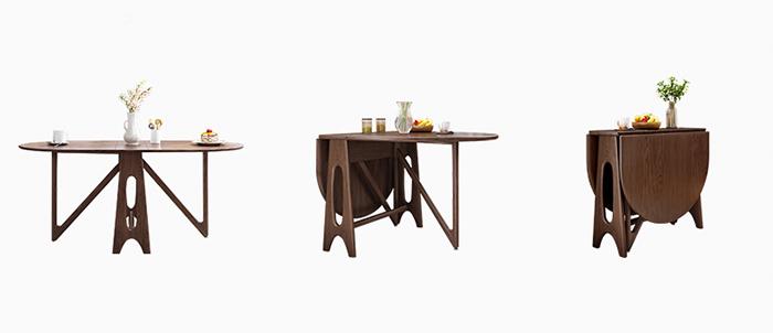 Top 15 mẫu bàn ăn nhỏ gọn giá rẻ cho nhà chật hẹp-15