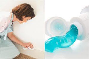 7 cách tẩy sạch vết mực, chì màu trên tường-2