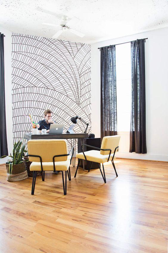 7 cách trang trí và tạo điểm nhấn cho những tường trống-5