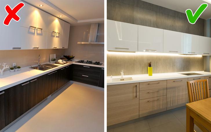 9 lỗi thiết kế phòng bếp dễ mắc phải-6