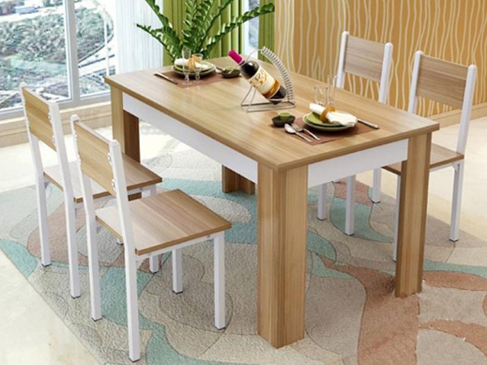 Chia sẻ cách lựa chọn và bảo quản bàn ăn bằng gỗ-12