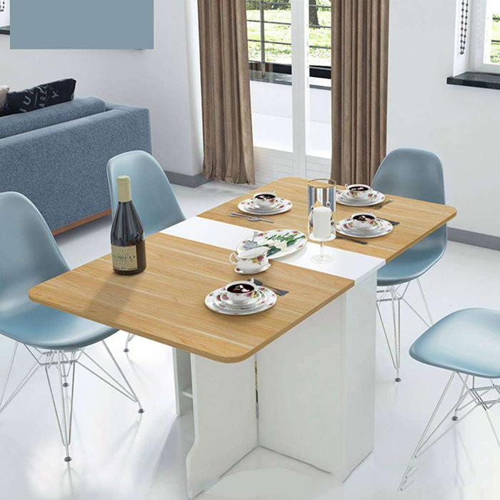 Chia sẻ cách lựa chọn và bảo quản bàn ăn bằng gỗ-14