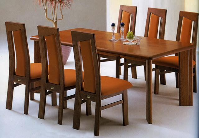Chia sẻ cách lựa chọn và bảo quản bàn ăn bằng gỗ-3
